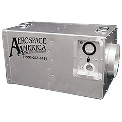 Aerospace America Aeroclean 500 Mag Negative Air Machine - w/ HEPA Filter