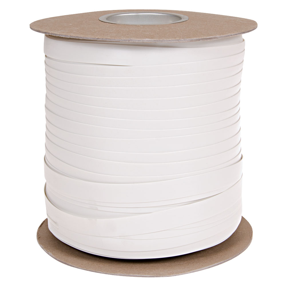 "Batten Stripping Vinyl Strapping 1/32"" thick .75"" x 1000' Roll"