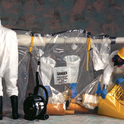 Asbestos Glove Bag - Grayling Extended Run - 54 x 60