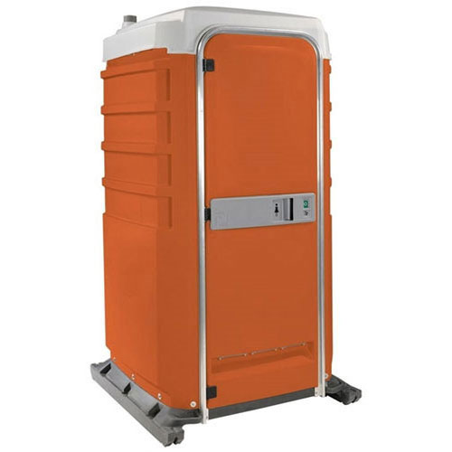 PolyJohn Fleet Fresh Flush Portable Restroom - Port a Potty