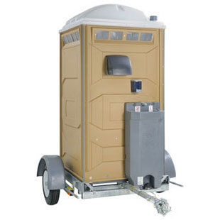 PolyJohn GAP Compliant Portable Restroom Package - Port a Potty