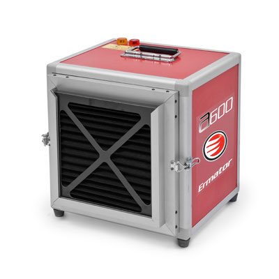 Pullman Ermator A600 - Negative Air Machine - Scrubber - HEPA Filter