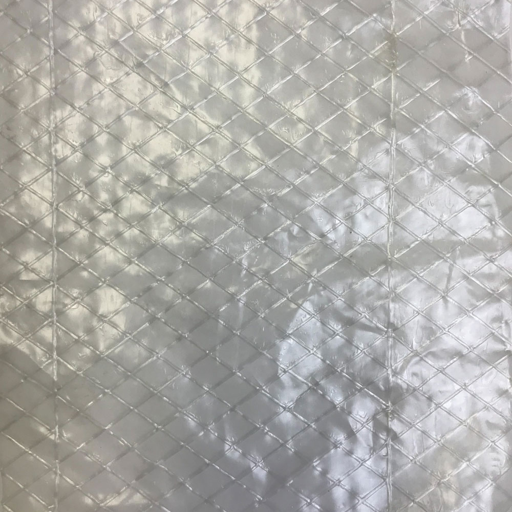 6 Mil Clear String Reinforced Flame Retardant - MULTIPLE SIZES