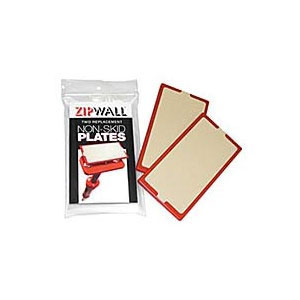 ZipWall Dust Barrier System Non-Skid Plate (2 Pack)