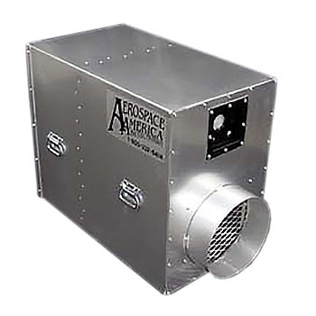 Aerospace America Aeroclean 1800 Negative Air Machine - w/ HEPA Filter