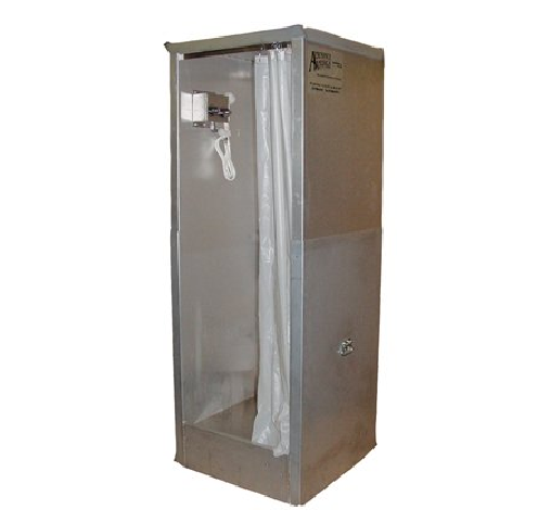 Aerospace Decontamination Shower 9105 - Collapsible Mobile Unit