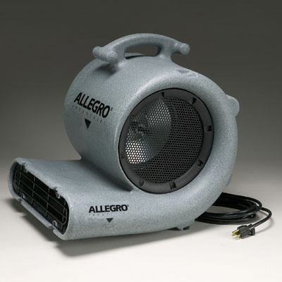 Allegro 3 Speed Carpet Dryer Blower
