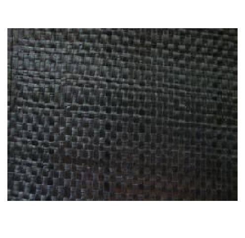 6 Mil Black Woven Reinforced Visqueen - MULTIPLE SIZES