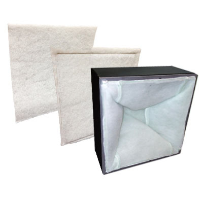 Complete Replacement Air Filter Packs - Novair F1000 Air Machine