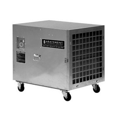 Abatement Technologies H2000 H2KMA Negative Air Machine - HEPA