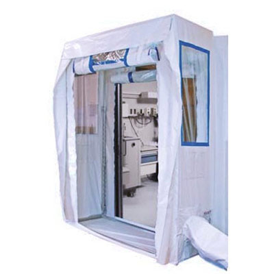 Kontrol Kube Topsider - Hospital Containment Units - Mobile Cube