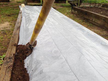 Landscaping Plastic Sheeting